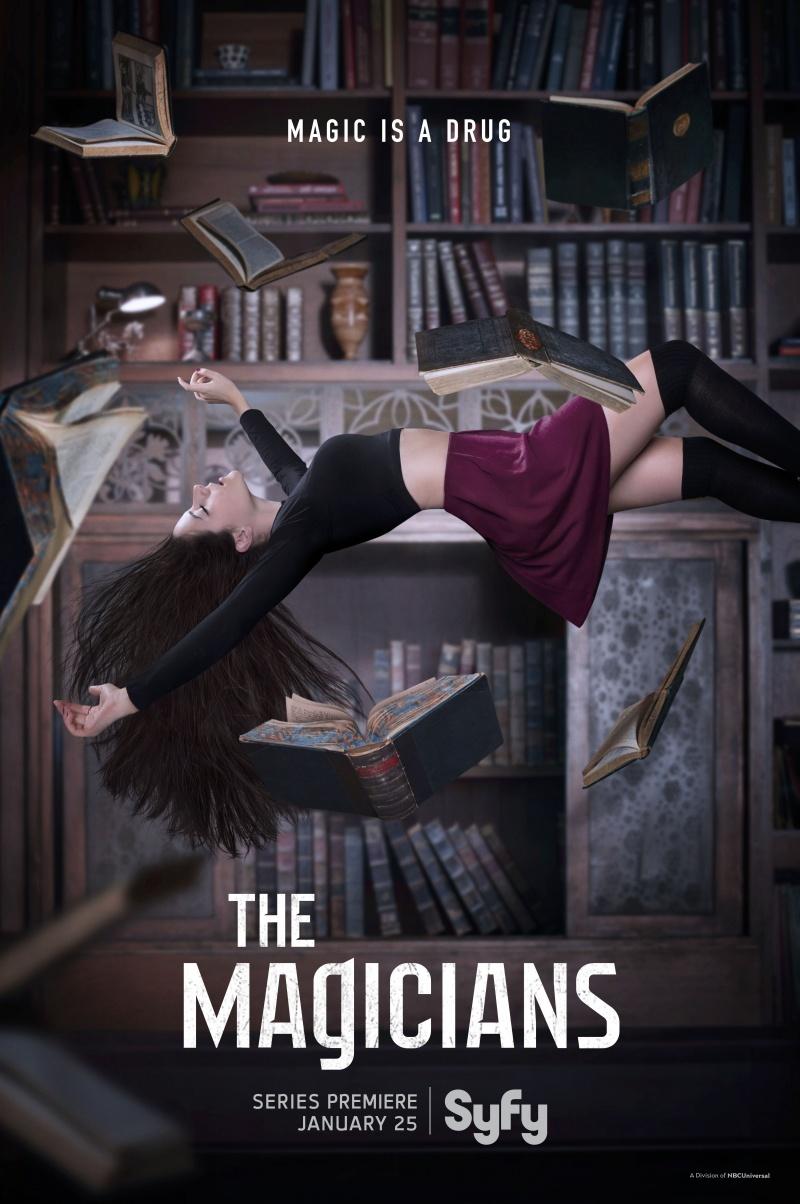Волшебники 1-2 сезон 1-13 серия СУБТИТРЫ | The Magicians