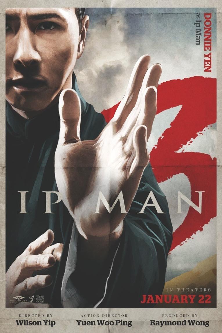 Ип Ман 3D (2015)