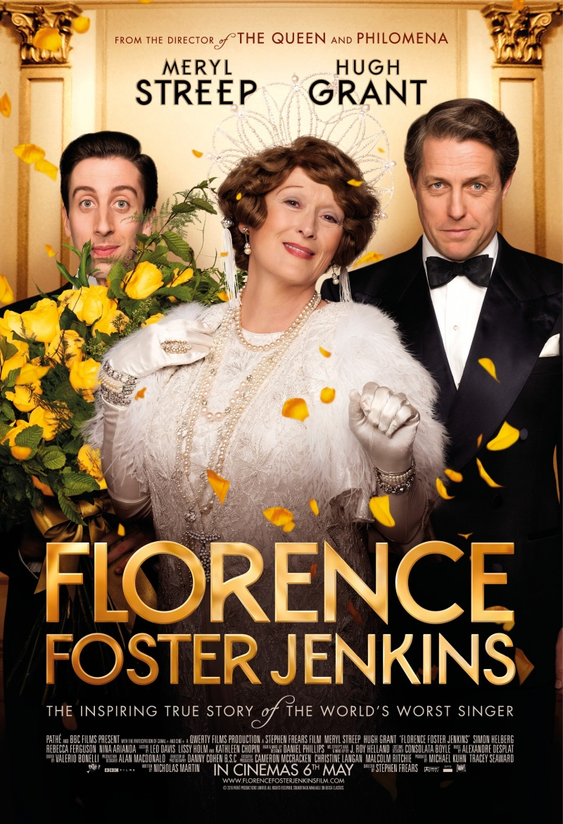 Флоренс Фостер Дженкинс / Florence Foster Jenkins (2016)