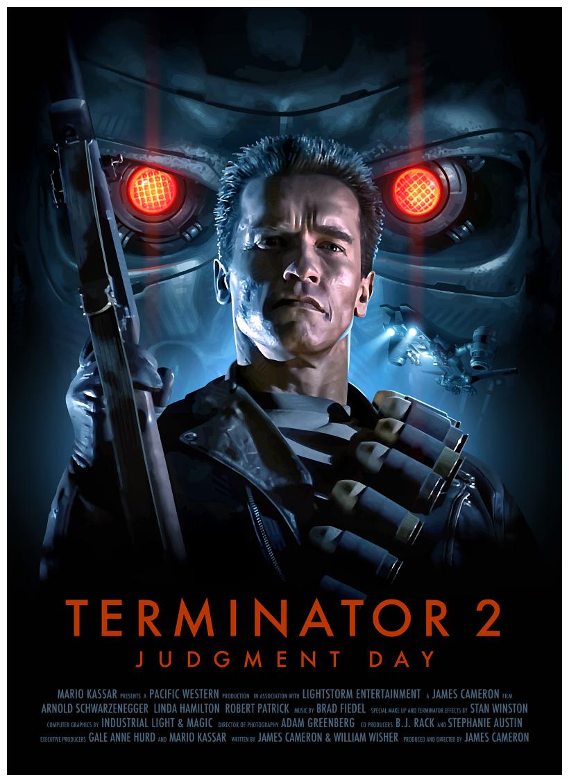 фильм терминатор 2 онлайн.