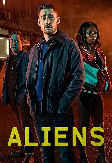 Чужие 1 сезон 1-6 серия BaibaKo | The Aliens
