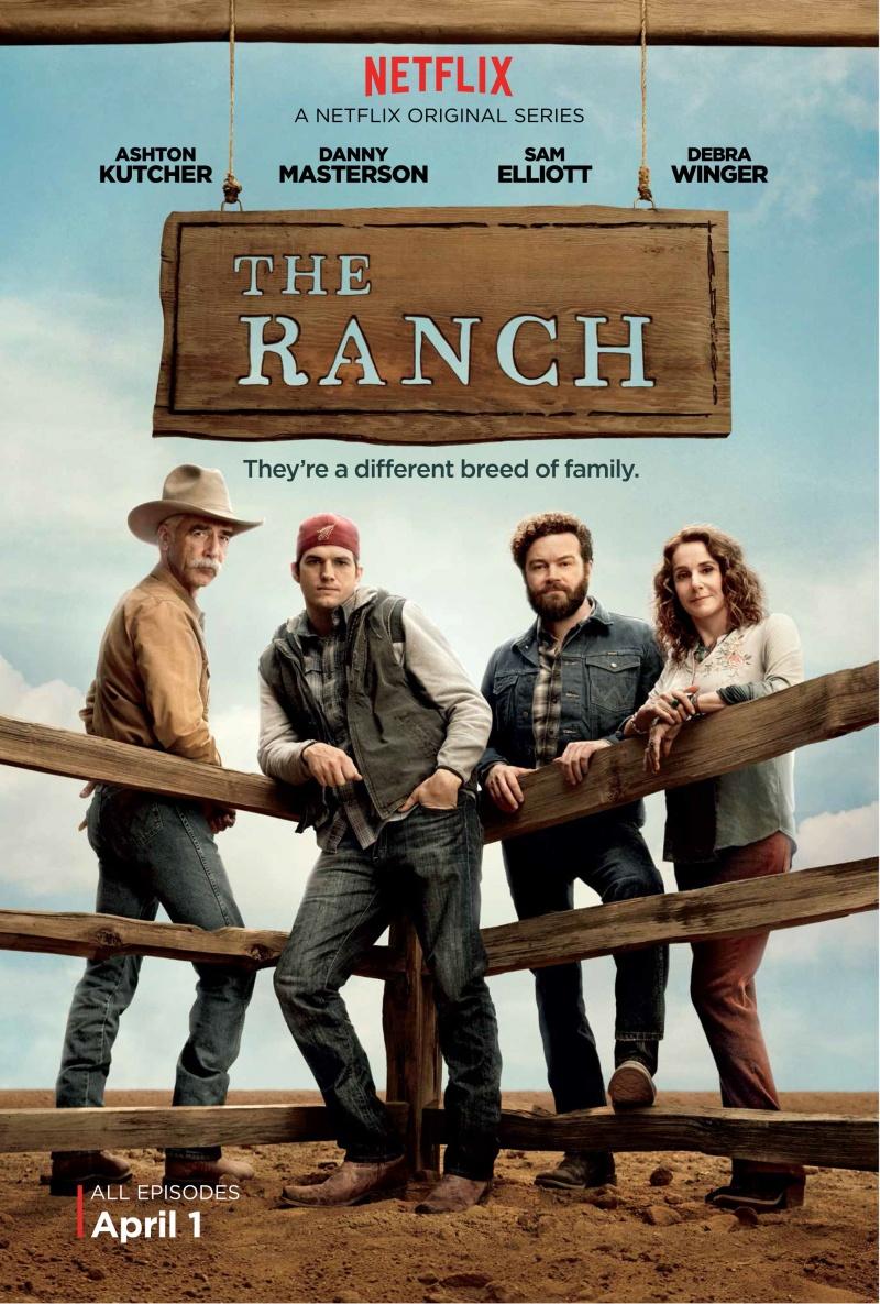 Постер к релизу Ранчо / The Ranch (Сезон 1 / Эпизод 01-20 (из 20) [2016 / комедия / IdeaFilm / WEBRip]