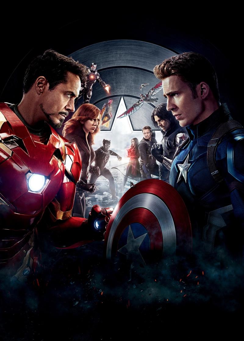 ������ � ������� ������ ��������: �������������� / Captain America: Civil War (2016)
