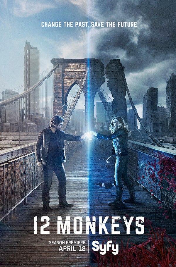 Двенадцать обезьян 1-2 сезон 1-13 серия СУБТИТРЫ | 12 Monkeys