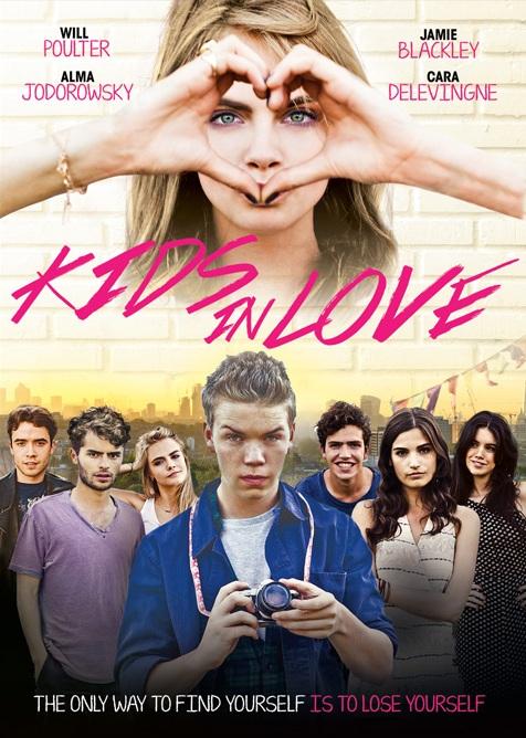 Постер к релизу Влюблённые дети / Kids in Love [2016 / Драма / HDRip]