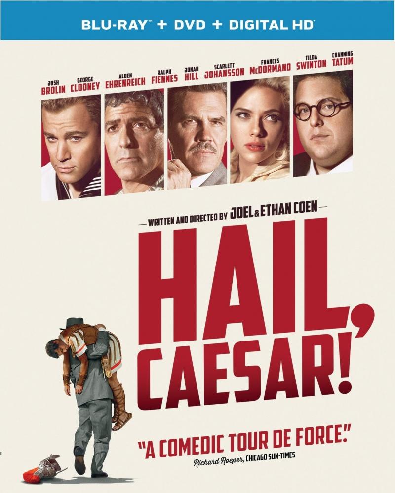 ������ � ������� �� ����������� ������! / Hail, Caesar! (2016)