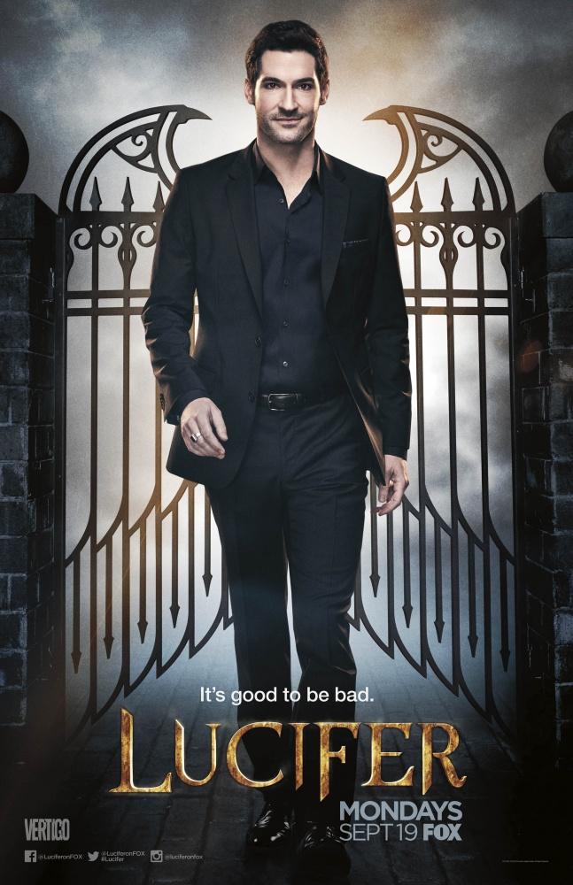 Люцифер 1-2 сезон 1-13 серия СУБТИТРЫ | Lucifer