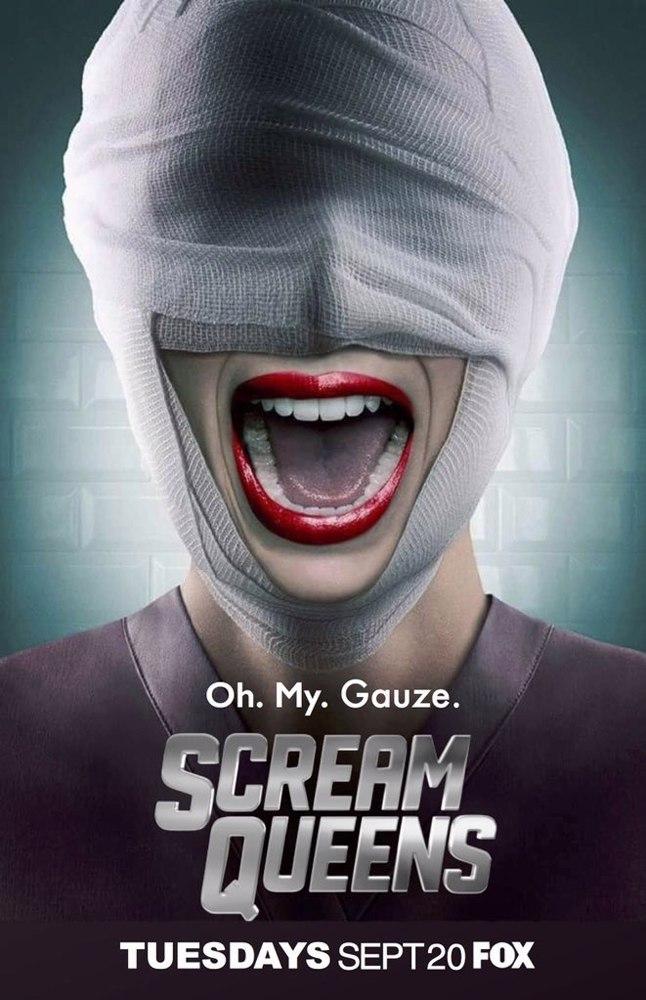 Королевы крика 1-2 сезон 1-4 серия СУБТИТРЫ | Scream Queens