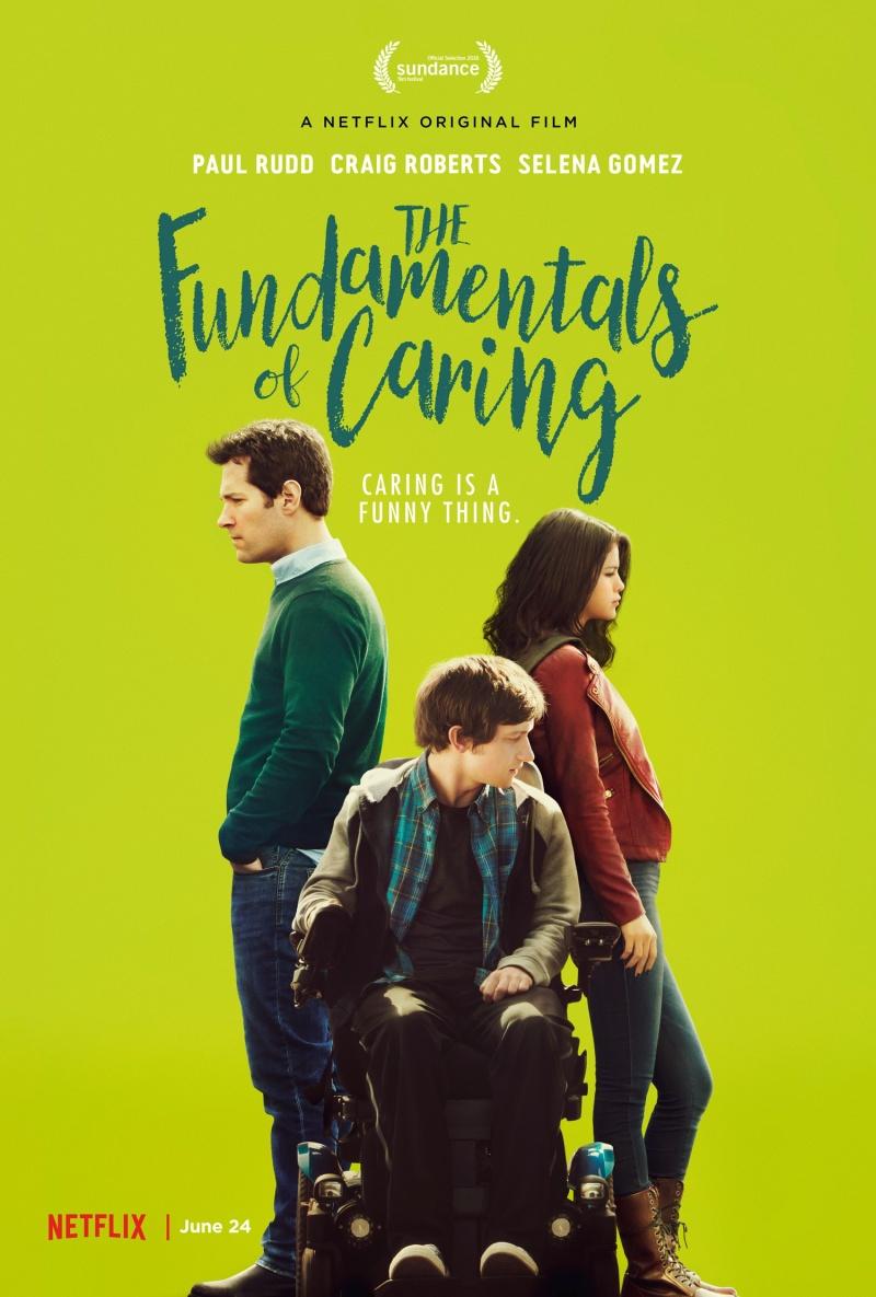 Основные принципы добра / The Fundamentals of Caring (2015)