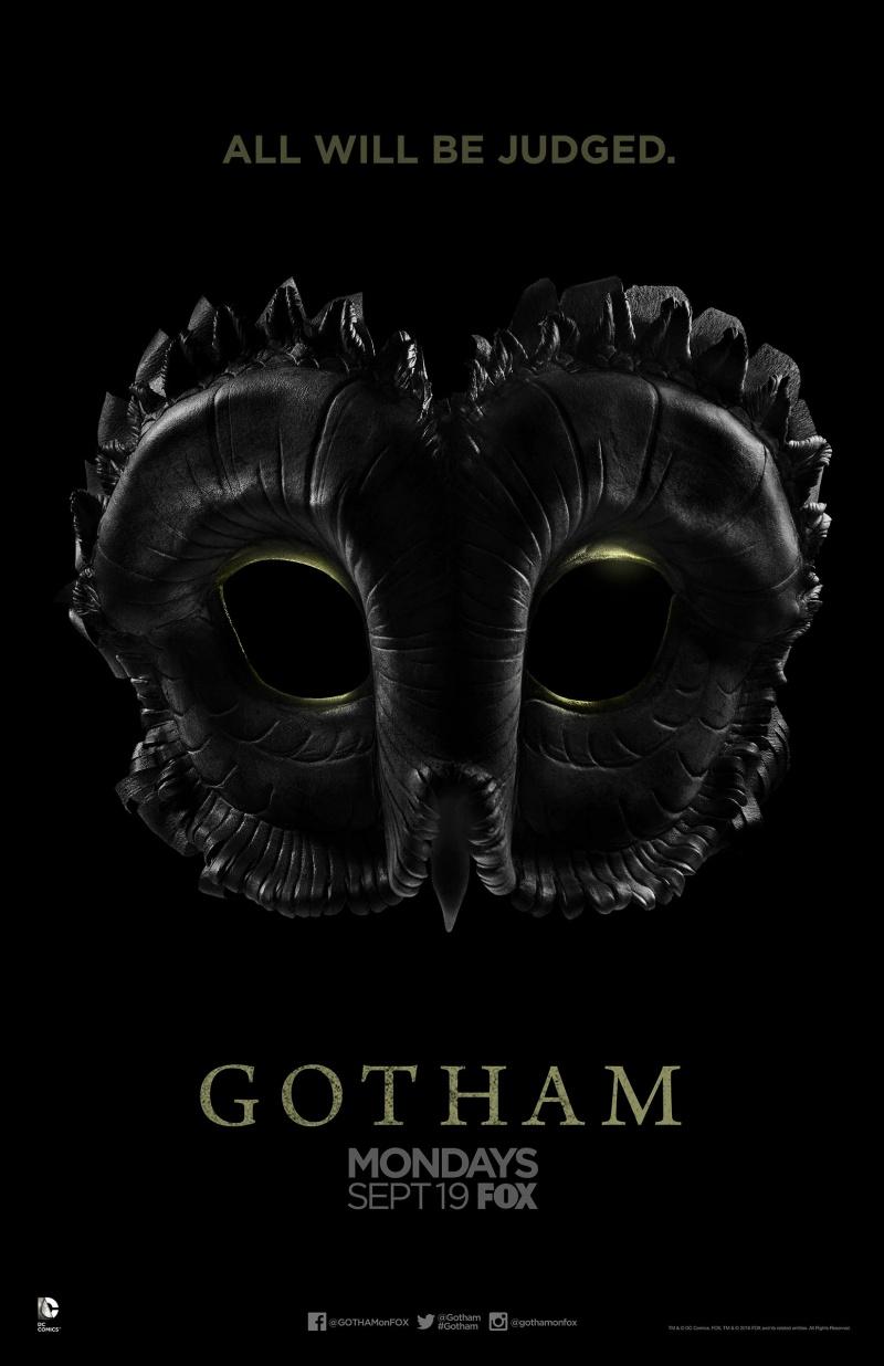 Готэм 1-3 сезон 1-11 серия СУБТИТРЫ | Gotham