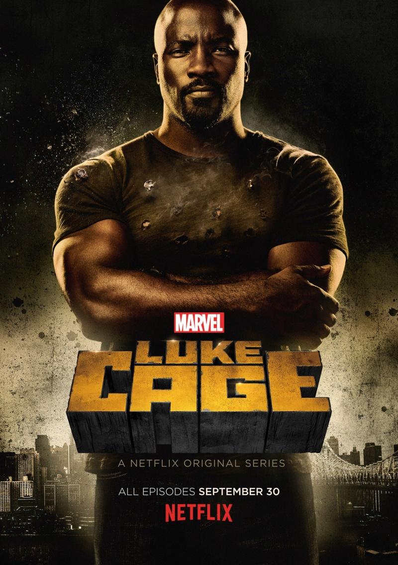 Люк Кейдж 1 сезон 1-13 серия СУБТИТРЫ | Luke Cage