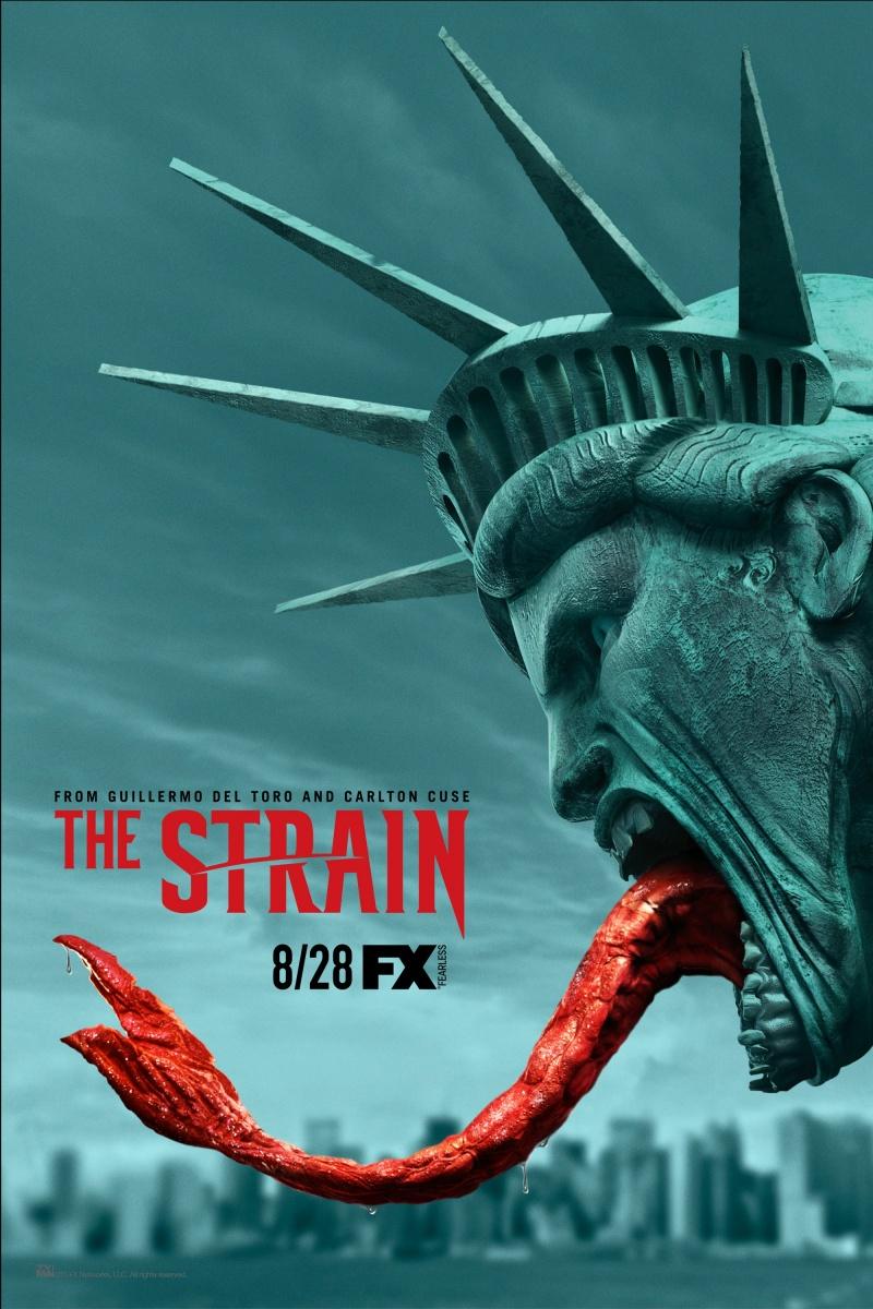 Штамм 1-4 сезон 1-10 серия СУБТИТРЫ | The Strain