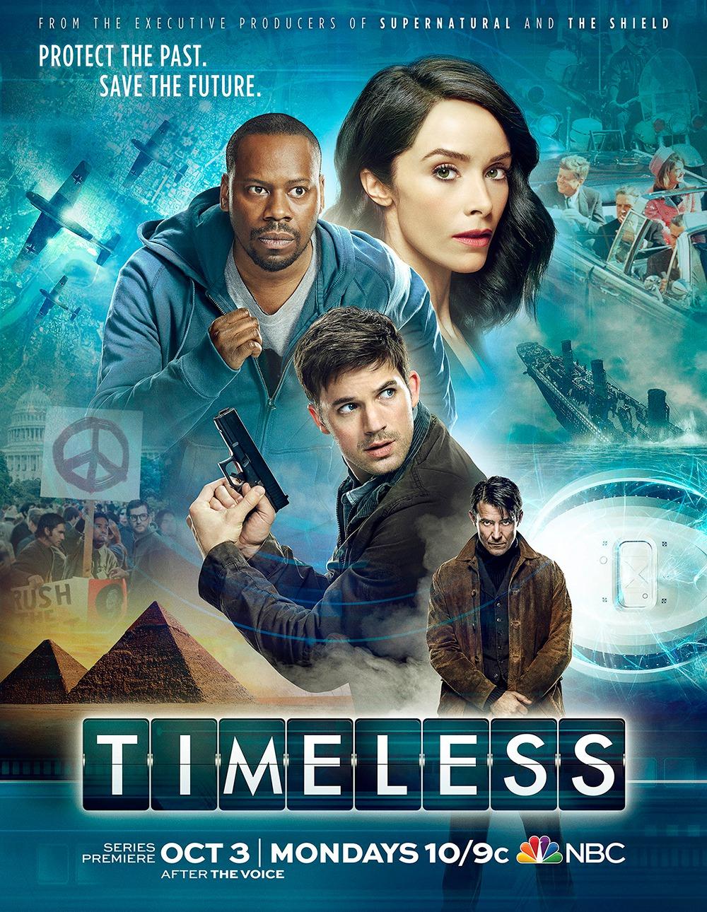Вне времени 1 сезон 1-16 серия СУБТИТРЫ | Timeless