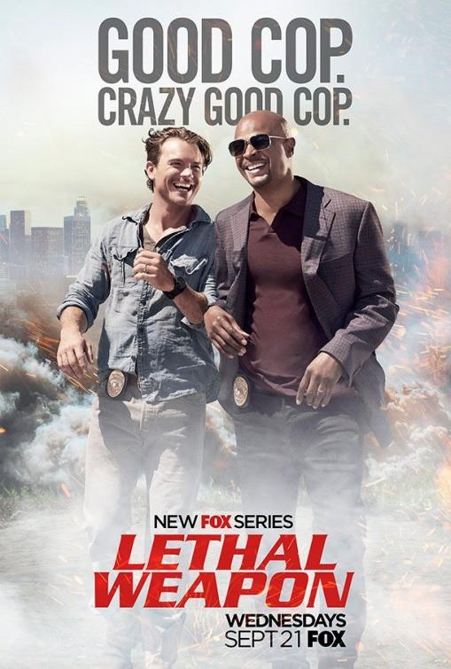 Смертельное оружие 1 сезон 1-11 серия СУБТИТРЫ | Lethal Weapon