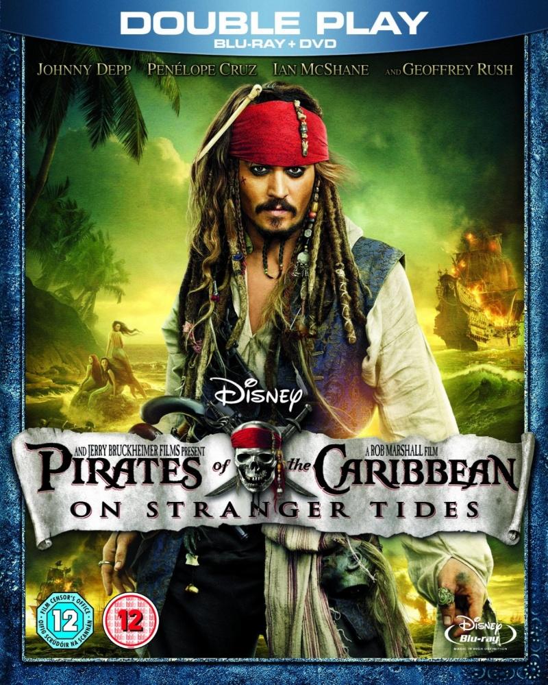Пираты Карибского моря Квадрология 2011 смотреть онлайн