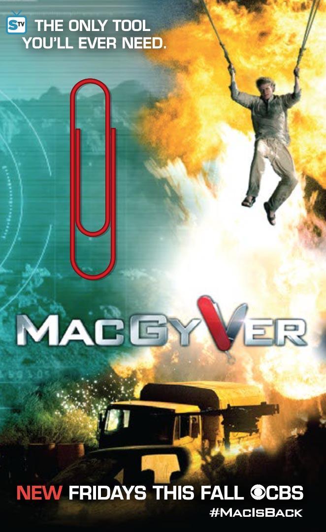 МакГайвер 2 сезон 13 серия