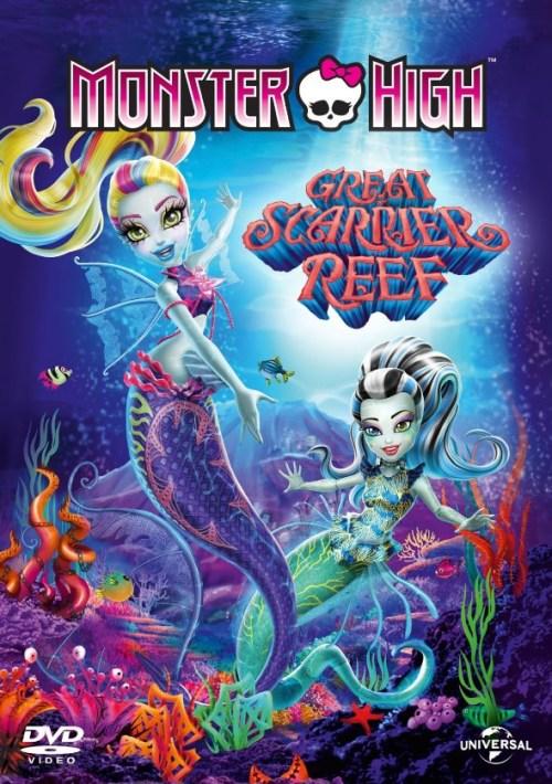 Монстер Хай: Большой Кошмарный риф (2016) смотреть онлайн