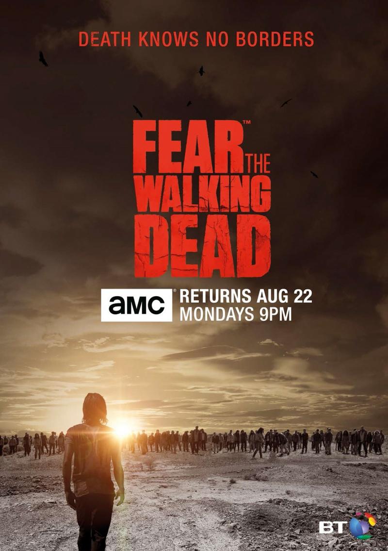 Бойтесь ходячих мертвецов 1-3 сезон 1-13 серия BaibaKo | Fear the Walking Dead