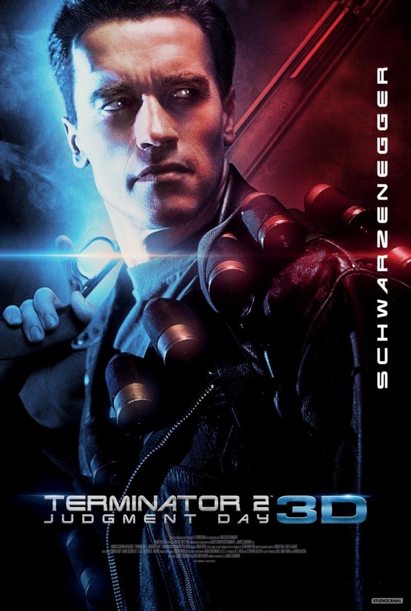 Терминатор 2: Судный день  (Трейлер)  3D