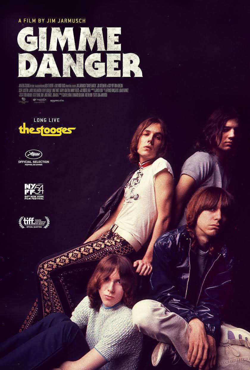 Саундтрек «Gimme Danger: Music From The Motion Picture» выйдет 13-го января