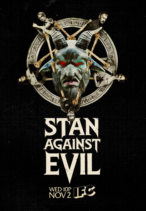 Стэн против сил зла 1 сезон 1-8 серия СУБТИТРЫ | Stan Against Evil