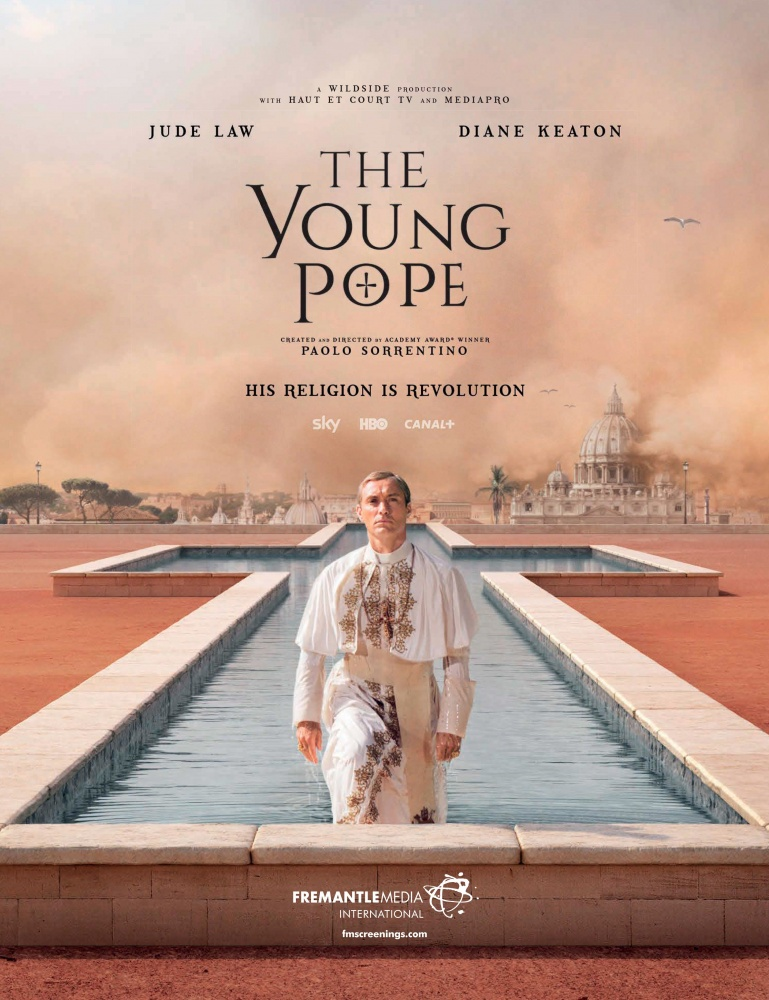 Молодой Папа 1 сезон 1-10 серия AMEDIA | The Young Pope