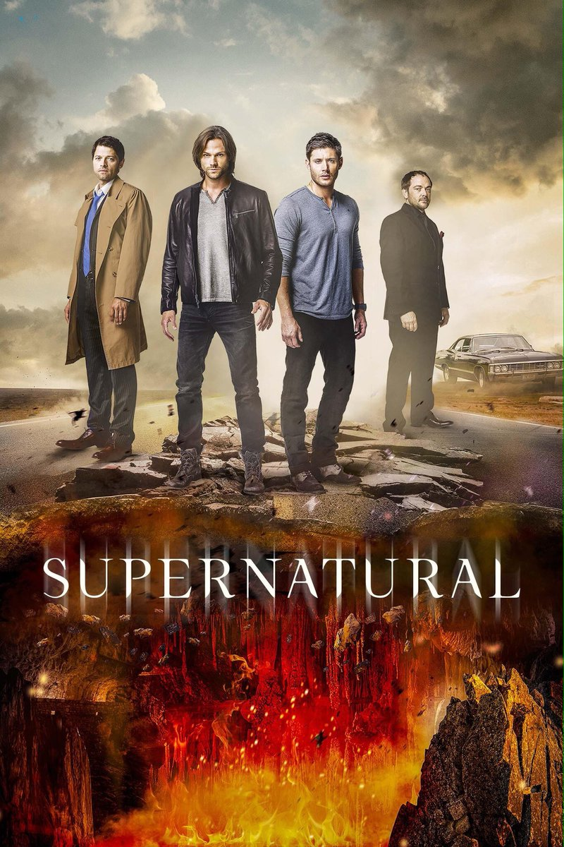 Сверхъестественное 13 сезон 6 серия СУБТИТРЫ | Supernatural
