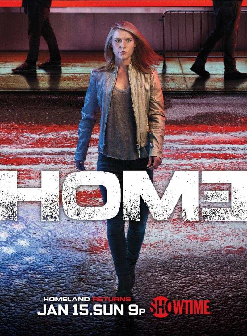 Родина 3-6 сезон 1-12 серия AMEDIA | Homeland
