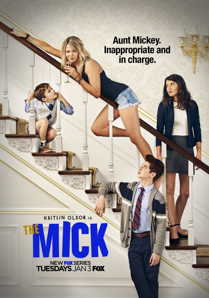 Мик 1 сезон 1-17 серия FOX | The Mick
