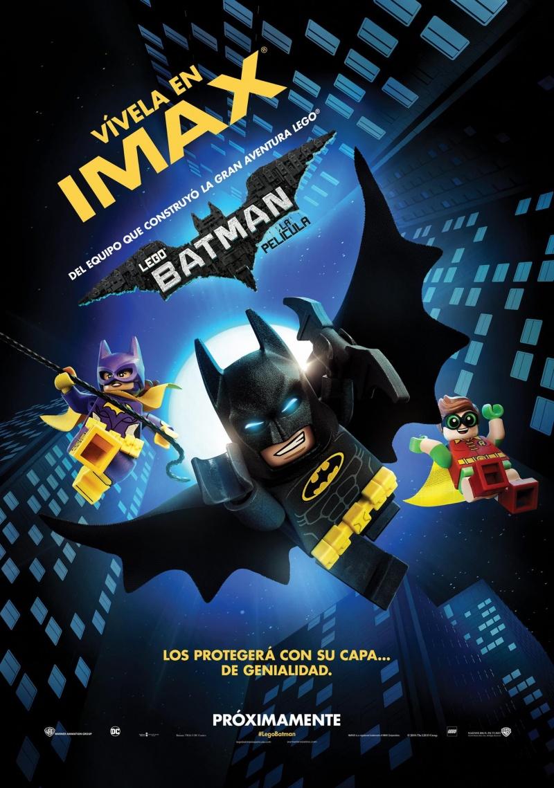Лего Фильм: Бэтмен / The LEGO Batman Movie - Смотреть он лайн