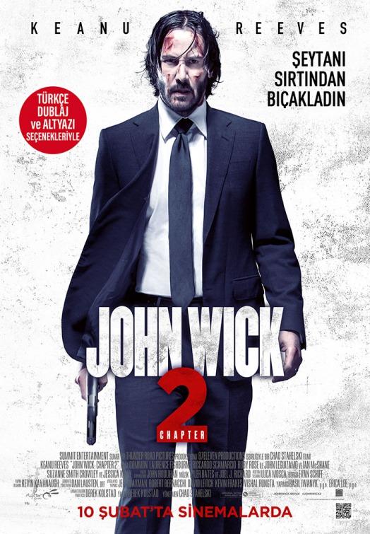 Джон Уик2