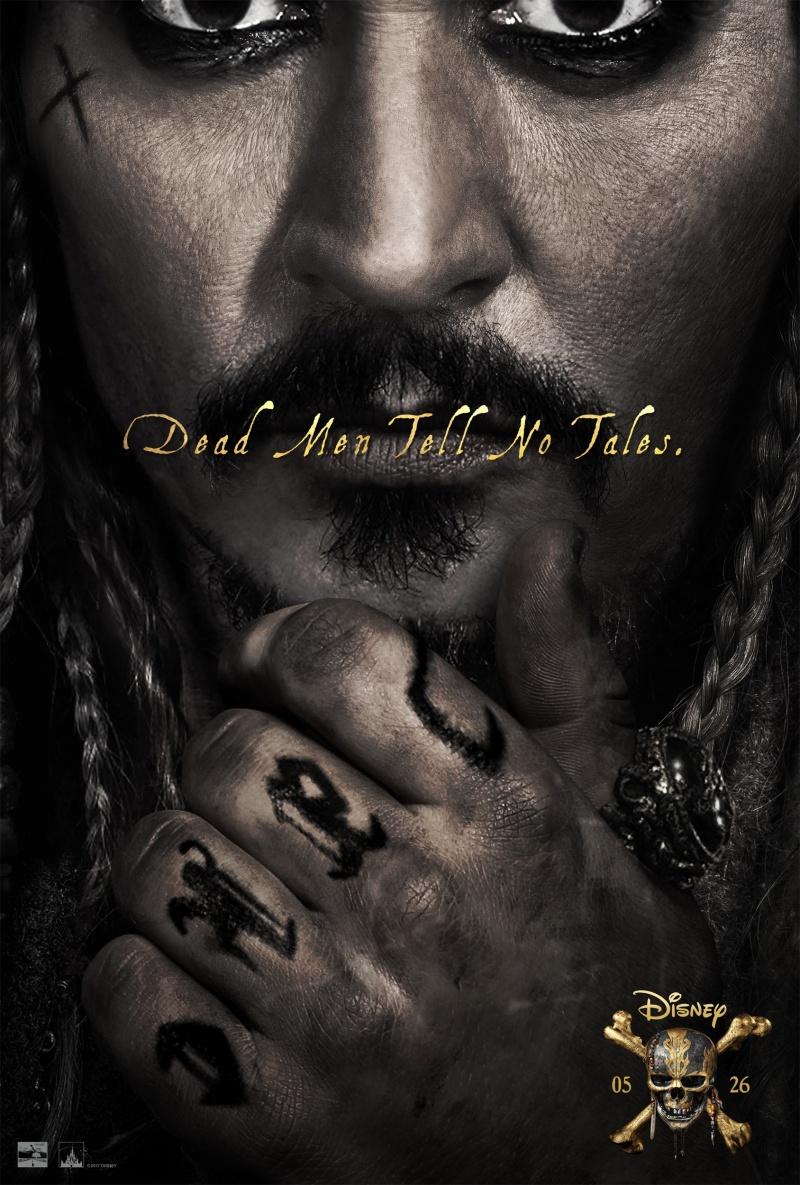 Пираты Карибского моря: Мертвецы не рассказывают сказки 2017