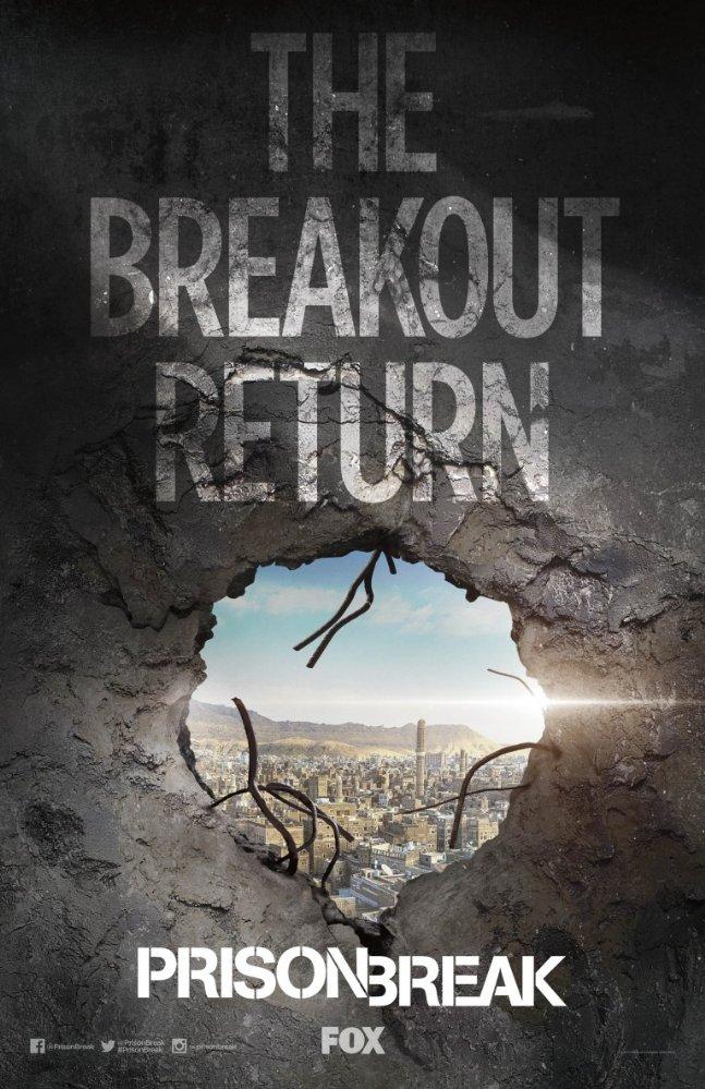 Побег 5 сезон 1-9 серия СУБТИТРЫ | Prison Break