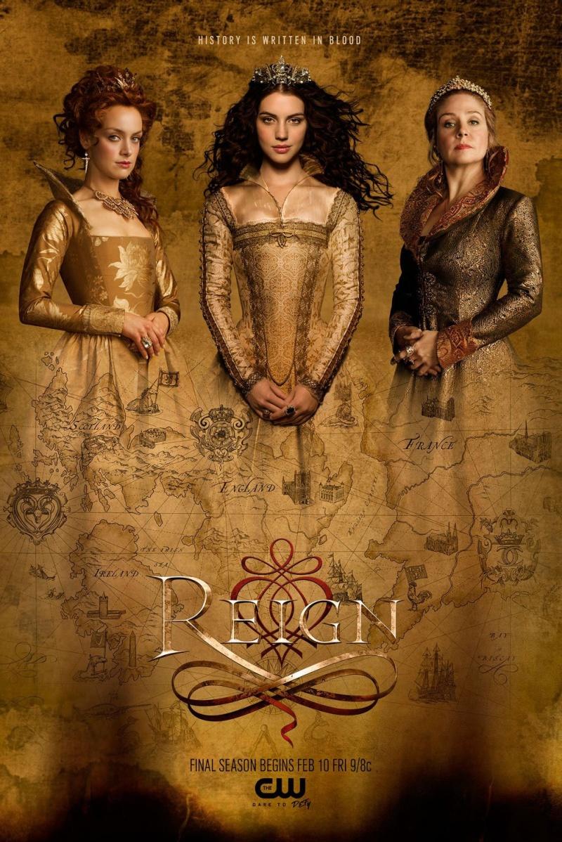 Царство 3-4 сезон 1-16 серия Alt Pro | Reign