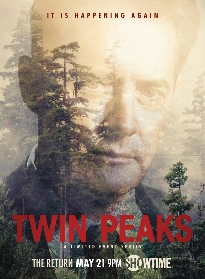 Твин Пикс 3 сезон 1 серия AMEDIA | Twin Peaks