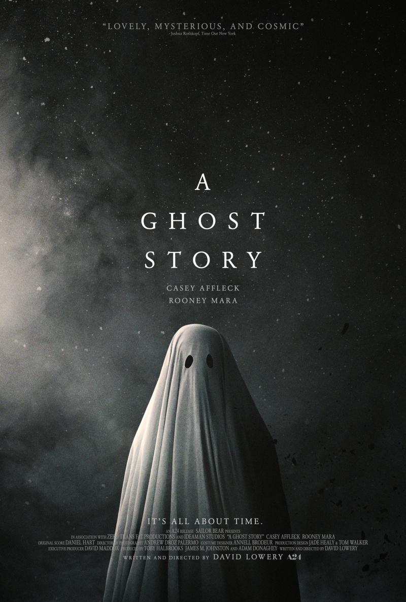 История призрака / A Ghost Story (2017)