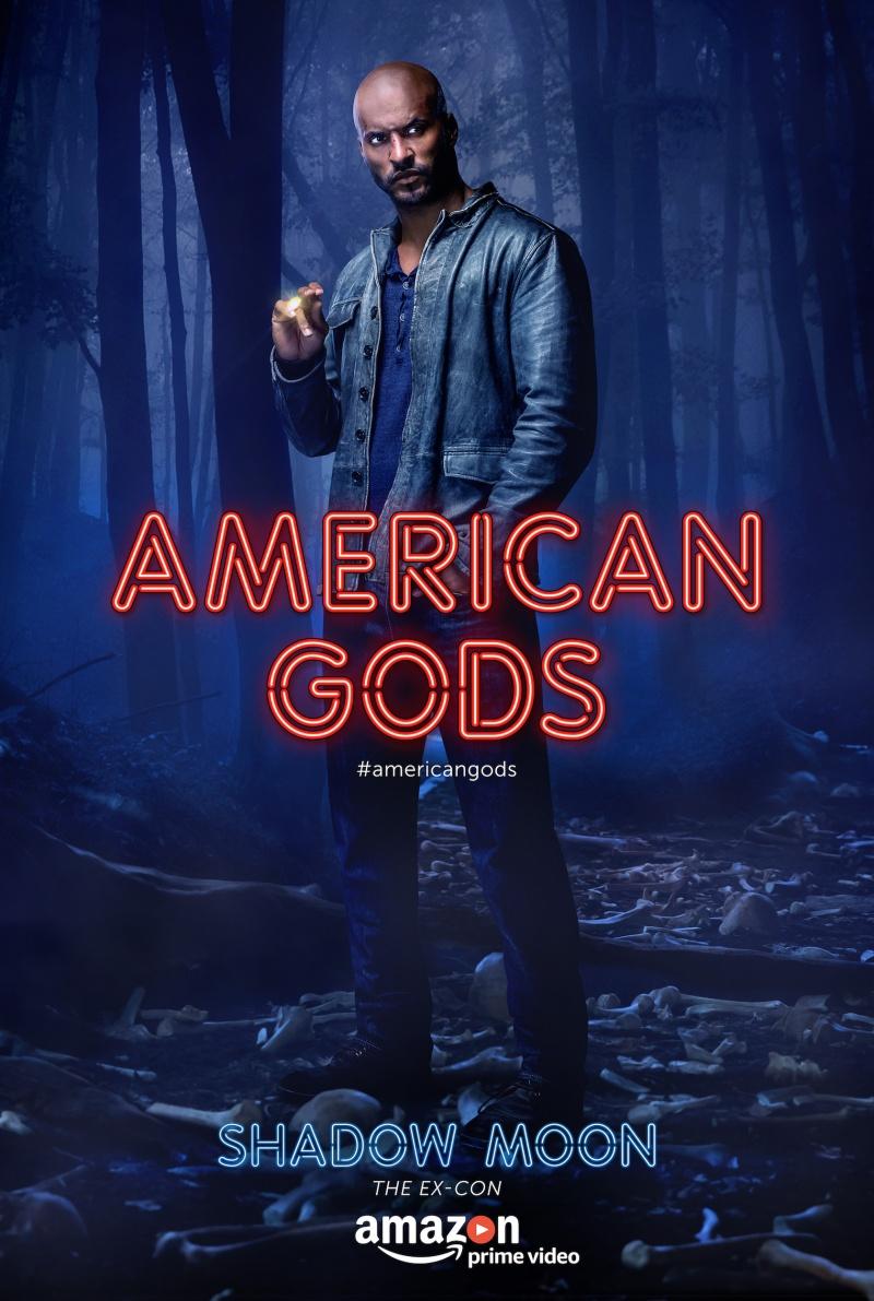 Американские боги 1 сезон 1-8 серия AlexFilm | American Gods