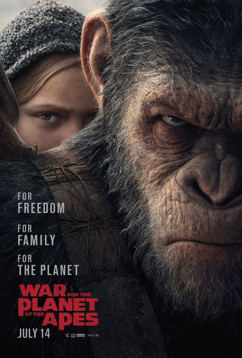 War for the Planet of the Apes  ENG