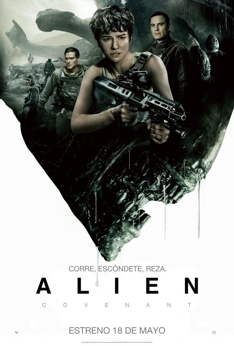 Alien: Covenant (Eng)