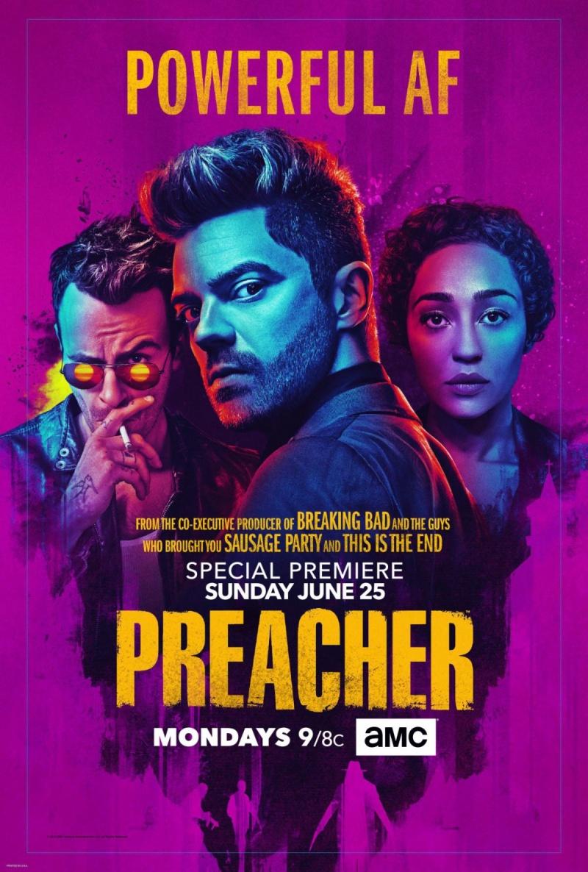 Проповедник 1-2 сезон 1-13 серия СУБТИТРЫ | Preacher