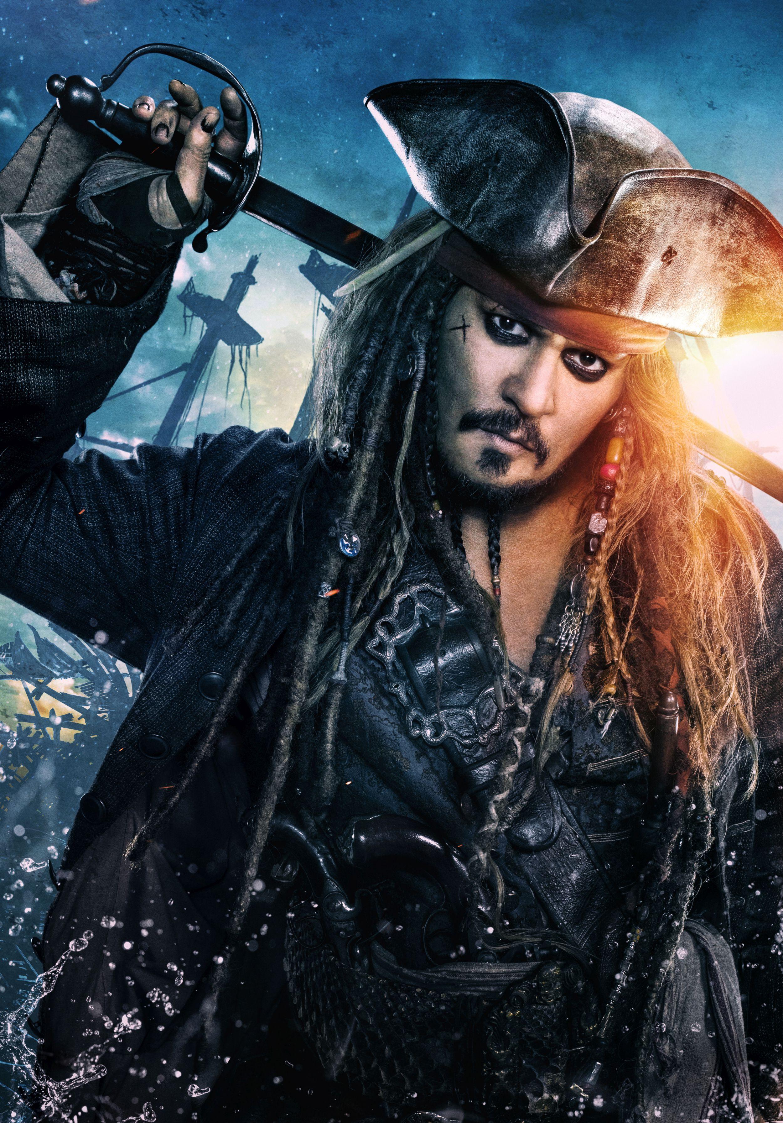 Скачать фильм Пираты Карибского моря Мертвецы не
