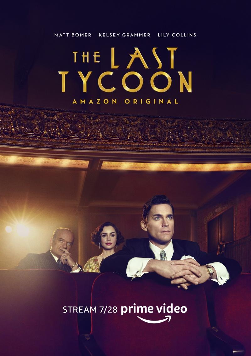 Последний магнат 1 сезон 1-9 серия BaibaKo | The Last Tycoon