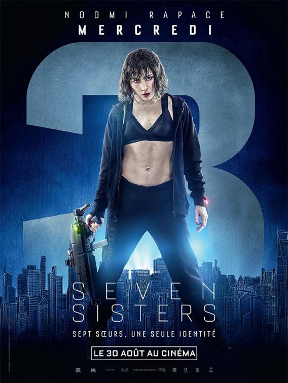 Тайна 7 сестер / Seven Sisters (2017) WEBRip | L