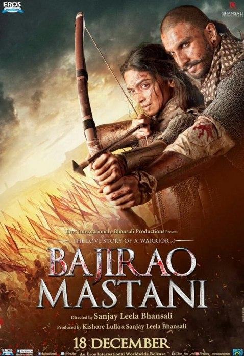Bajirao Mastani 2015 Free Movie Download HD 720p