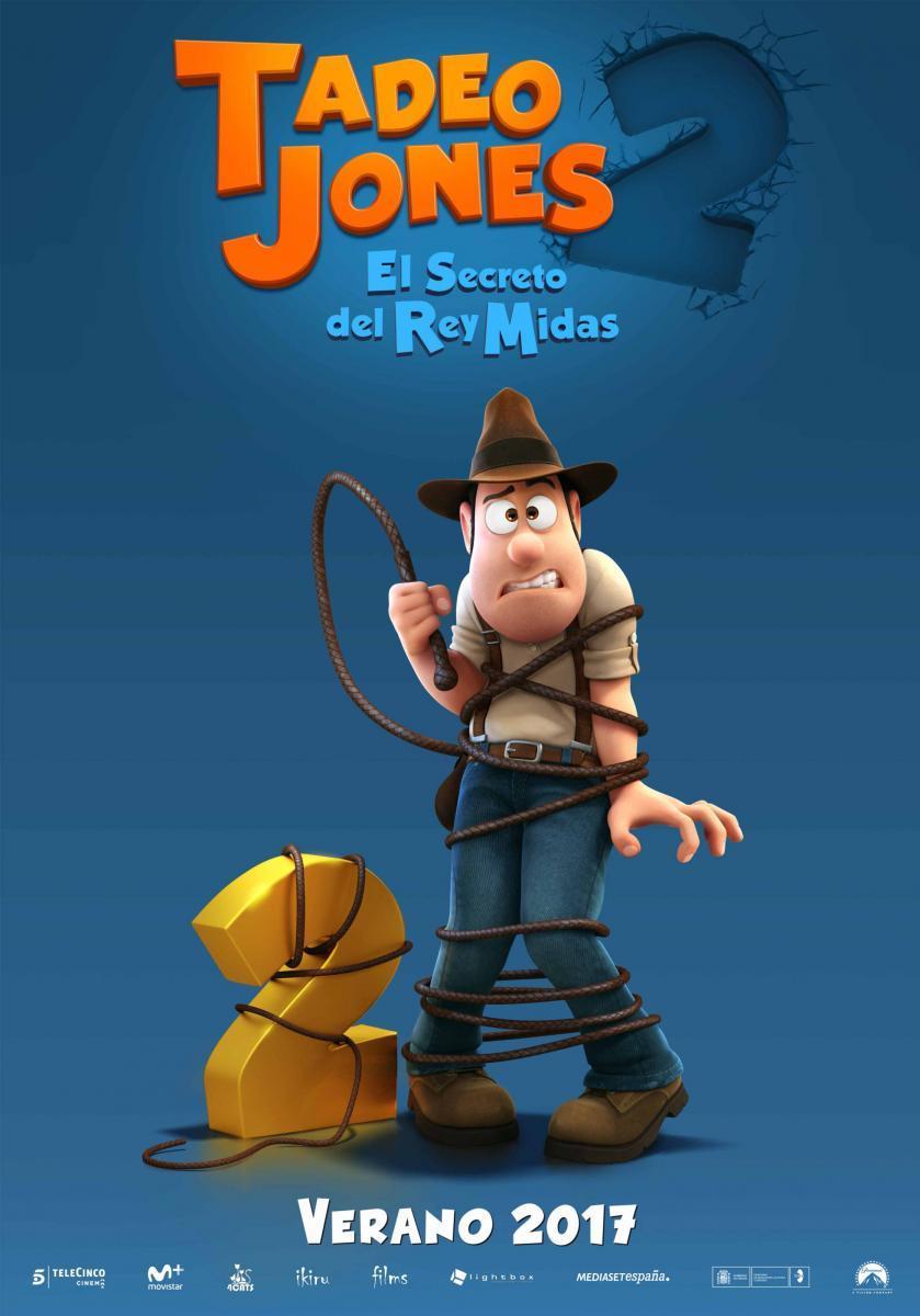 Скачать Тэд-путешественник и тайна царя Мидаса в 3D бесплатно