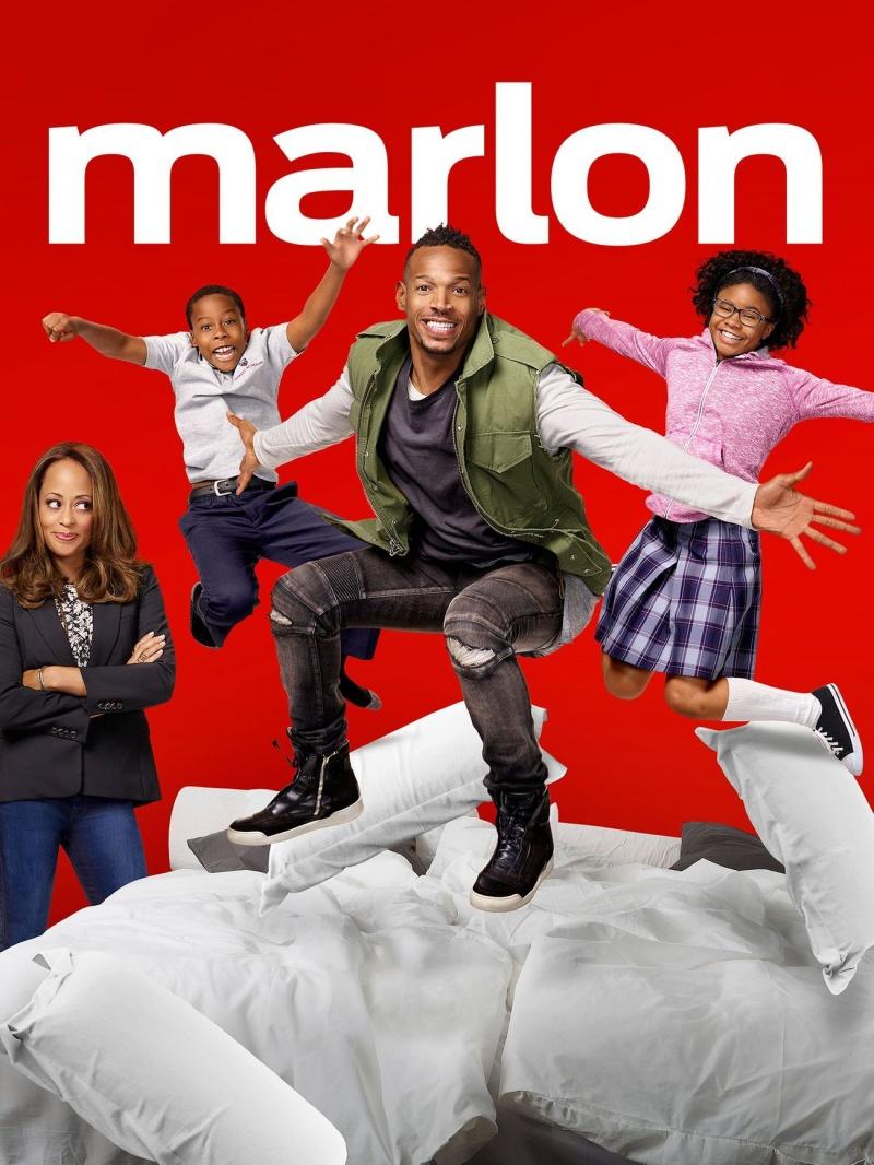 Марлон 2 сезон 10 серия Coldfilm