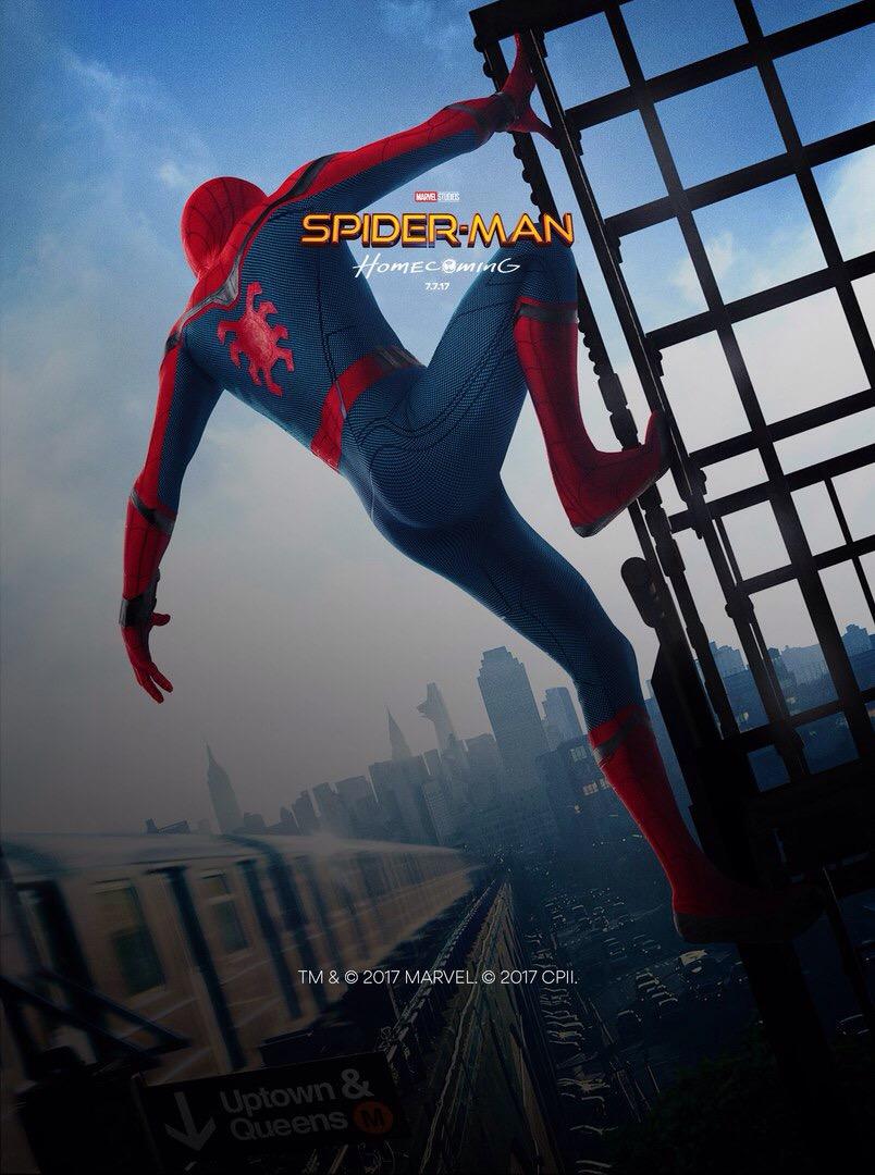 Постеры: Человек-паук: Возвращение домой / Фан-арт фильма ...