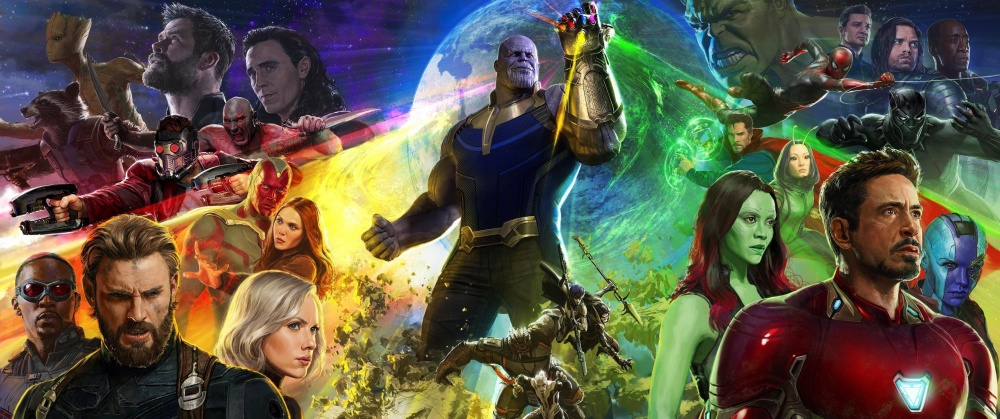 "Рецензия на фильм ""Мстители: Война бесконечности"" (Avengers: Infinity War) 2018"