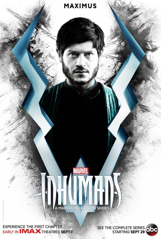 Сверхлюди 1 сезон 8 серия Дубляж | Inhumans