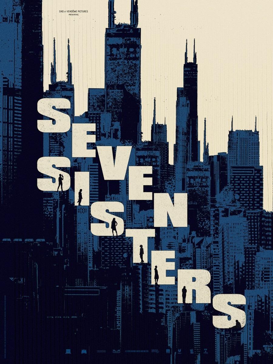 для тайна семи сестер постер есть, первая